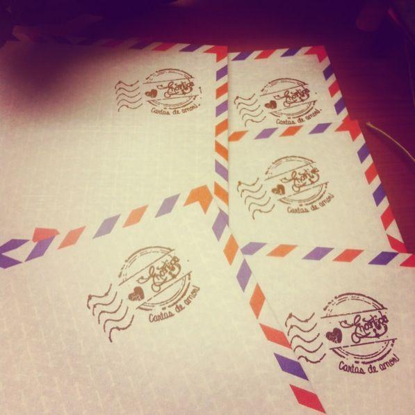 Cartas de amor <3