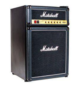 Sehr geiler Kühlschrank von Marshall!  #Marshall #CoolFridge #Kühlschrank #Gadgets #Bier #Beer #Devallor