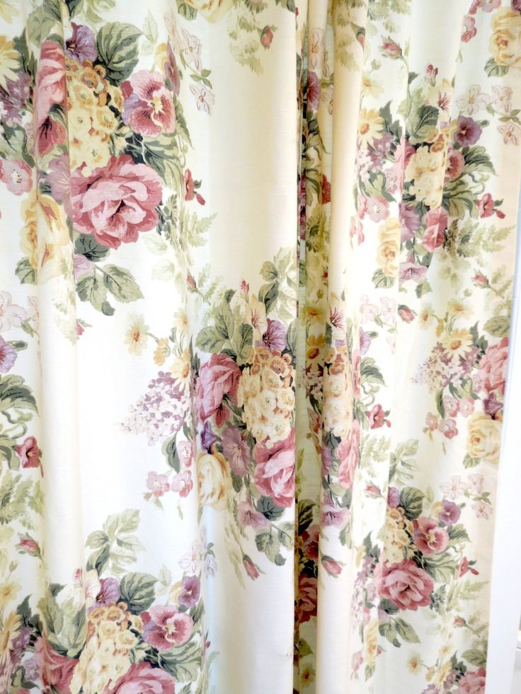 17187 best shabby chic bathrooms images on pinterest for Do shower curtains come in different lengths