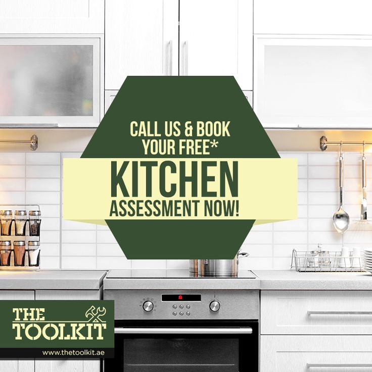 Yes, we are still offering Free* Commercial Kitchen Equipment Assessment. Have you booked yours yet? Call us now TOLL-FREE - 800-TOOLKIT (8665548)