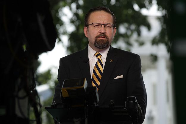 "A Top Trump Adviser Says The Minnesota Mosque Bombing May Be A ""Fake Hate Crime""  On MSNBC, Sebastian Gorka, a top national security adviser to the president, said the president won't speak out about the bombing until ""local authorities provide their assessment."" (Minnesota Governor Mark Dayton has called the bombing ""a criminal act of terrorism."" The local police handed the investigation to the FBI.)"