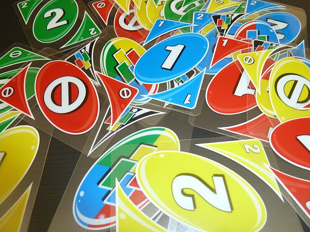 SINGING TIME IDEA: Uno game for singing time