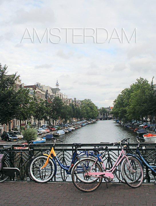 #AMSTERDAM, #Niederlande #Canal #Gracht