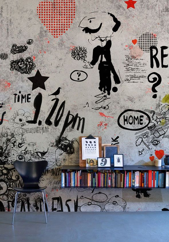 Wall & Deco Collection Life 2013 : Photographie en Papiers Peints