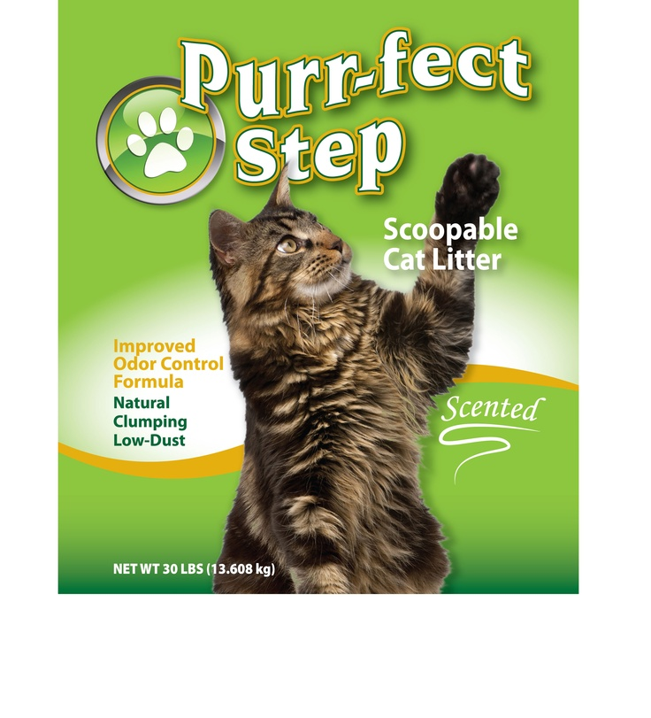7th Standard Milling New Cat Litter Brand To Launch Spring