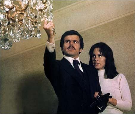 William Devane and Karen Black, Alfred Hitchcock's Family Plot (1976)