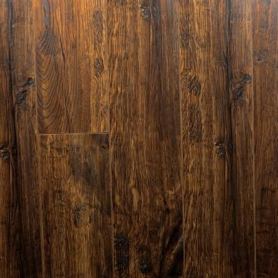 Distressed Walnut 12mm Laminate
