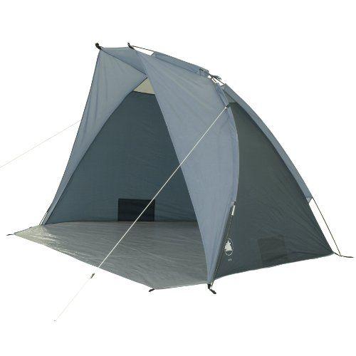 10T Outdoor Equipment Kim - Refugio para 4 personas, color azul