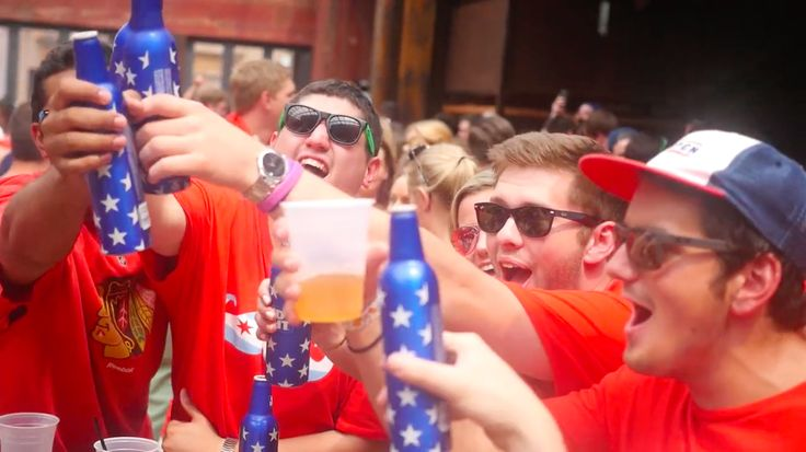 Journey Through Every Bar in Wrigleyville at The Mustache Crawl