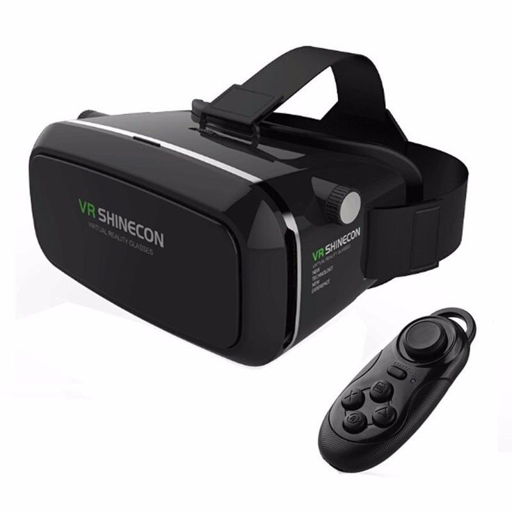 VR Shinecon Virtual Reality 3D Glasses For Smartphone Visit Today for Limited Time Discount Offer! #BigStarTrading.