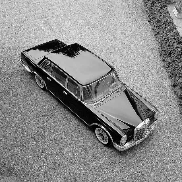 Mercedes-Benz 600 (W100) by Auto Clasico, via Flickr