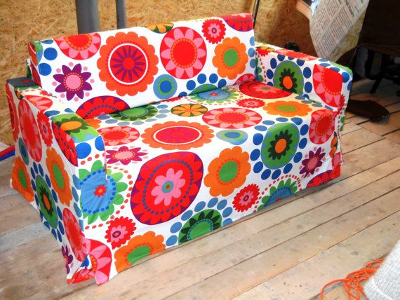 Custom Made Cover For Solsta Sofa Bed From Ikea Nice