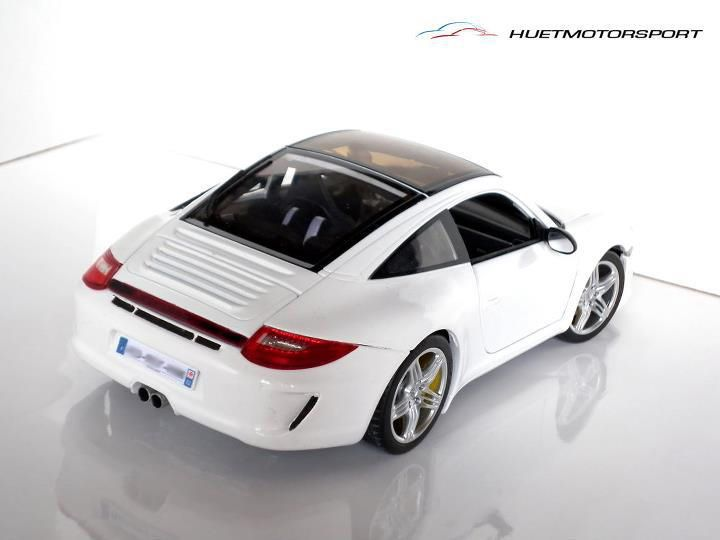 By HuetMotorsport HM Targa RS MkII Based On Porsche 911 Type 997 Targa 4s 1/