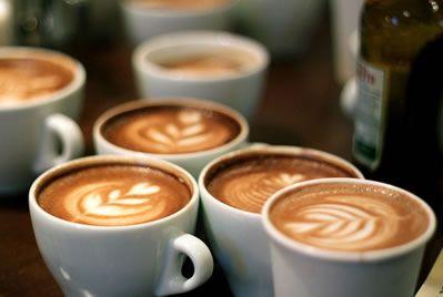 Spotkanie z espresso