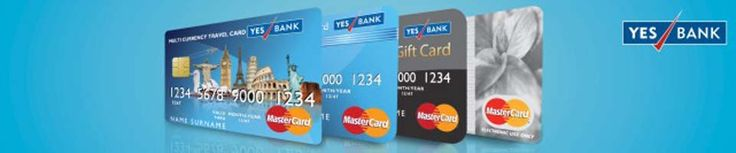 With YES BANK, get access to the wide range of card which are safe and enables hassle mode of payment to cater all the requirements. Choose from debit cards, prepaid cards and YES BANK amex credit cards. Visit here.