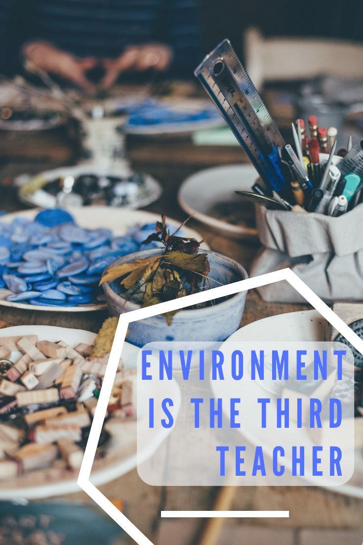 In A Reggio Classroom The Environment Is Set Up To Spark