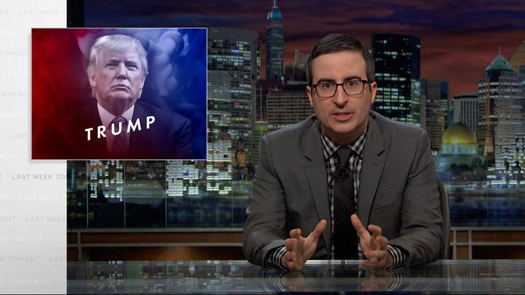 THIS IS WAY TOO FUNNY TO SKIP. WATCH UNTIL THE END!! Last Week Tonight with John Oliver: Donald Trump (HBO)