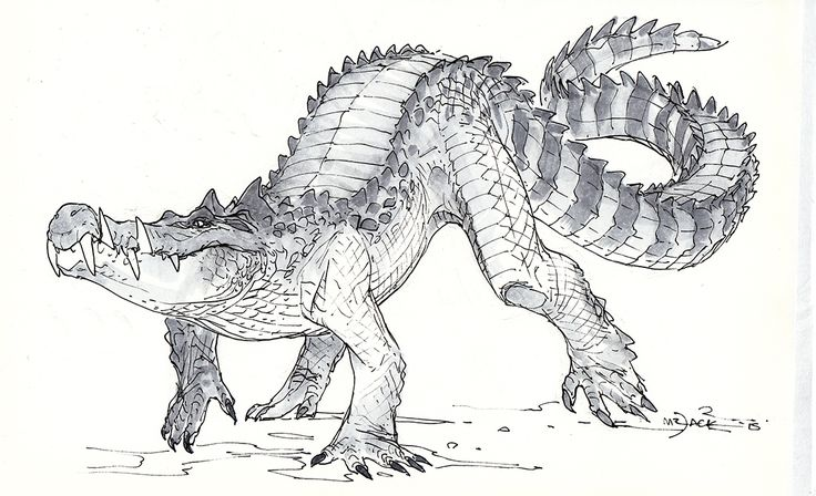 loverofmythology kaprosuchus by mr jack dinosaurs dinosaur art dinosaur drawing animal. Black Bedroom Furniture Sets. Home Design Ideas