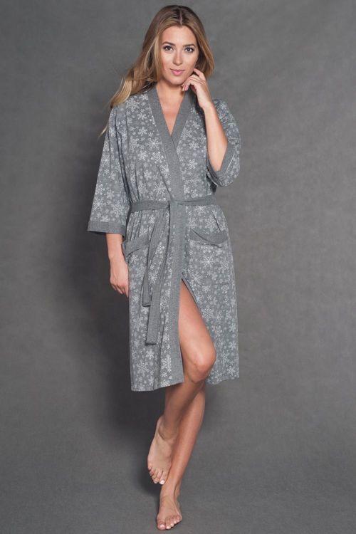 Szlafrok Italian Fashion Elsa/ Bathrobe Italian Fashion Elsa / 96,00 PLN #szlafrok #bathrobe #nightclothes