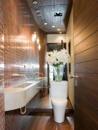 Wąska łazienka  fot.: Studio Frank