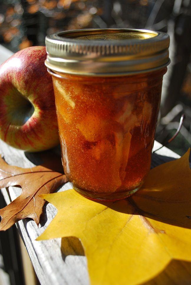 Homemade Apple Pie Jam