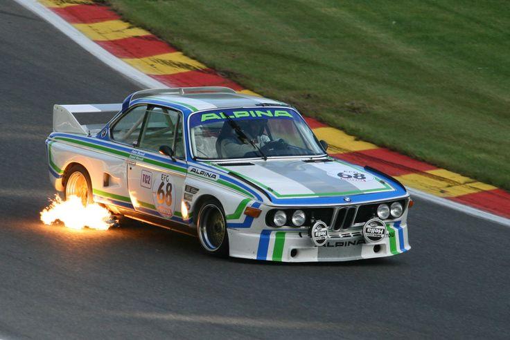 Cars 3 Race Cars >> BMW 3.0CSi | BMW Race Cars | Pinterest | BMW, Cars and Jdm