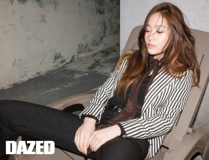 2015.04, Dazed and Confused | f(x) Krystal