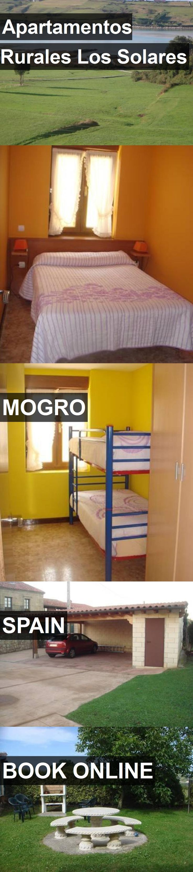 Hotel Apartamentos Rurales Los Solares in Mogro, Spain. For more information, photos, reviews and best prices please follow the link. #Spain #Mogro #travel #vacation #hotel