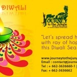 Happy Diwali from Khao Kheow Open Zoo