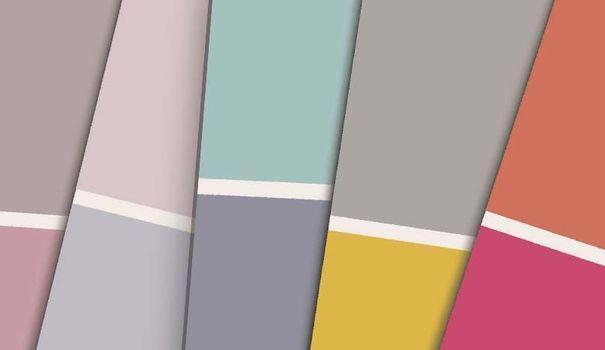 Plus de 20 photos pour vous présenter 90 couleurs de peinture. Ces palettes de teintes vous aideront à trouver la peinture parfaite pour vos murs. Du blanc au noir en passant par les bleus, les roses, les jaunes, les bruns, les rouges, les verts... Toutes les couleurs tendance sont sur Côté Maison.