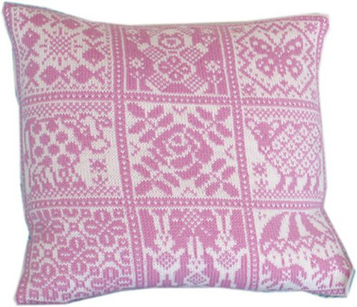 Ravelry: Summer Pillow pattern by Jorid Linvik