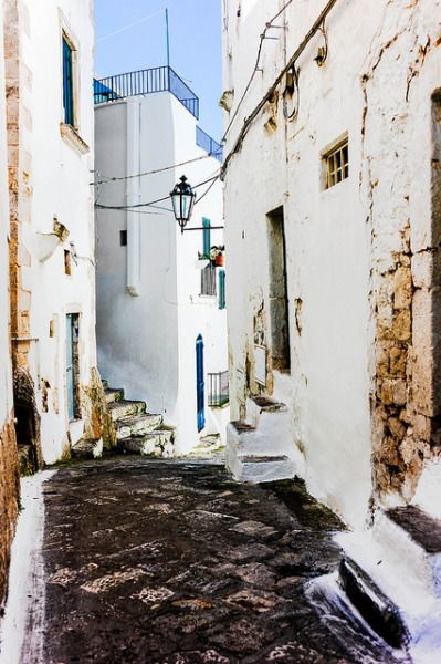 Ostuni (Puglia, Italy)  by alliance1 on Flickr.