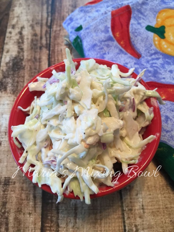 EASIEST LOW CARB COLESLAW, SOOOO YUMMY! #coupon code nicesup123 gets 25% off at  www.leadingedgehealth.com