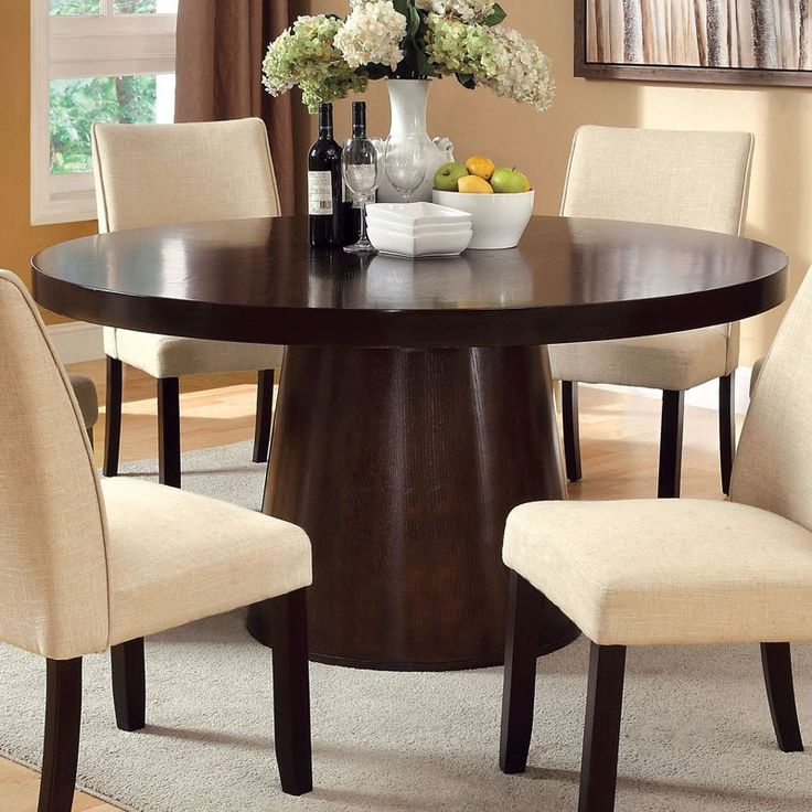 Round Dining Room Table For 6: Best 25+ Round Dining Room Tables Ideas On Pinterest