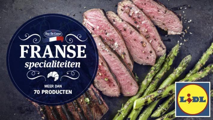 Baguette met drie Franse kazen uit de oven