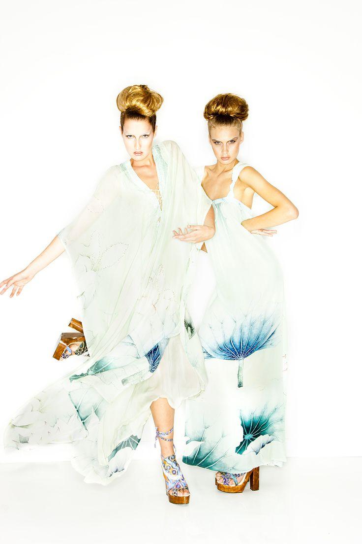 ALVI NA- Long lace up kaftan & Wide srap neck dress | SS10 | BABYLON | @CAMILLAWITHLOVE #CAMILLAWITHLOVE