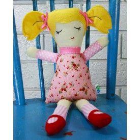 Oobi - Evie Doll - Blonde Hair