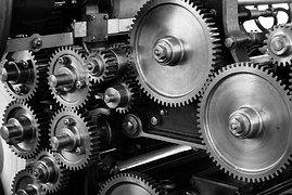 Engrenages, Cg, Machine, Machines