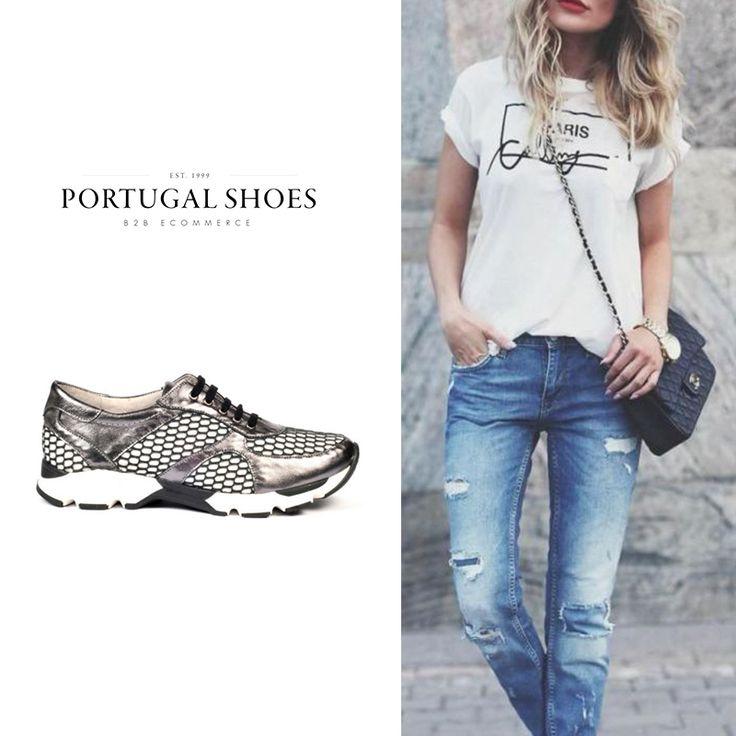 Casual Friday | Sónia Patrício Sneakers: http://bit.ly/1VXA3Qj