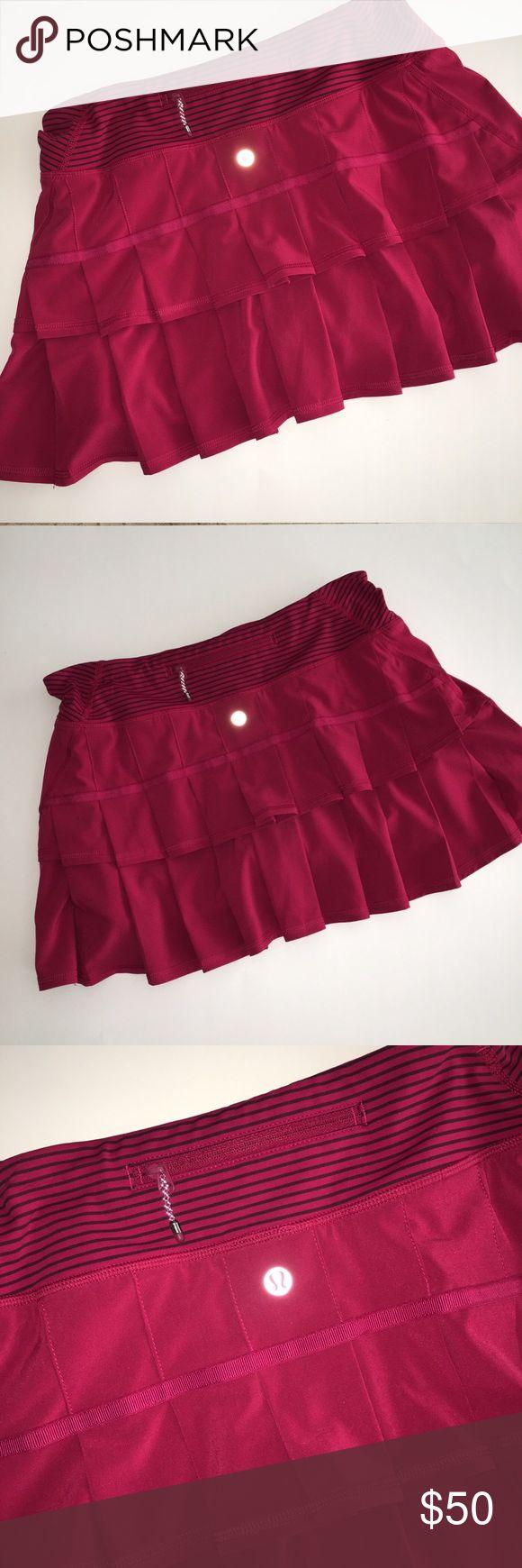 Lululemon Athletica Skirt Lululemon Athletica Skirt. In excellent condition. lululemon athletica Skirts