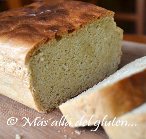Más allá del gluten...: Pan de Mantequilla de Almendras (Receta SCD y GFCF...