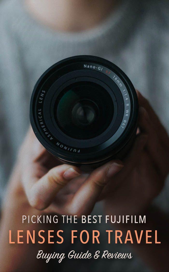 The best Fujifilm lenses for stunning travel photos | TRAVEL