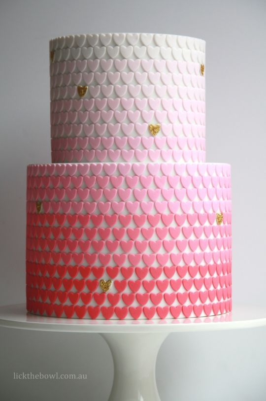 Ivy's first birthday cake