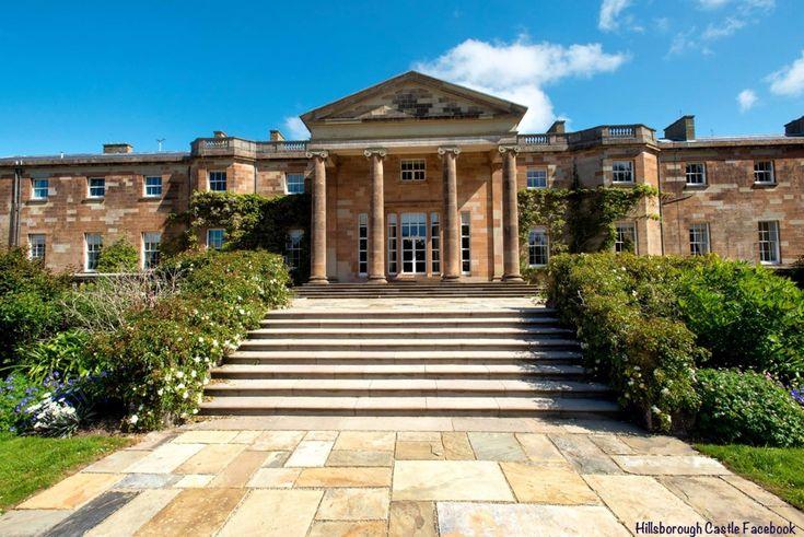 Hillsborough Castle Facebook