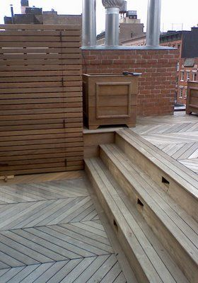 blaise: Just looking at examples of steps treatment; don't particularly like the herringbone deck pattern