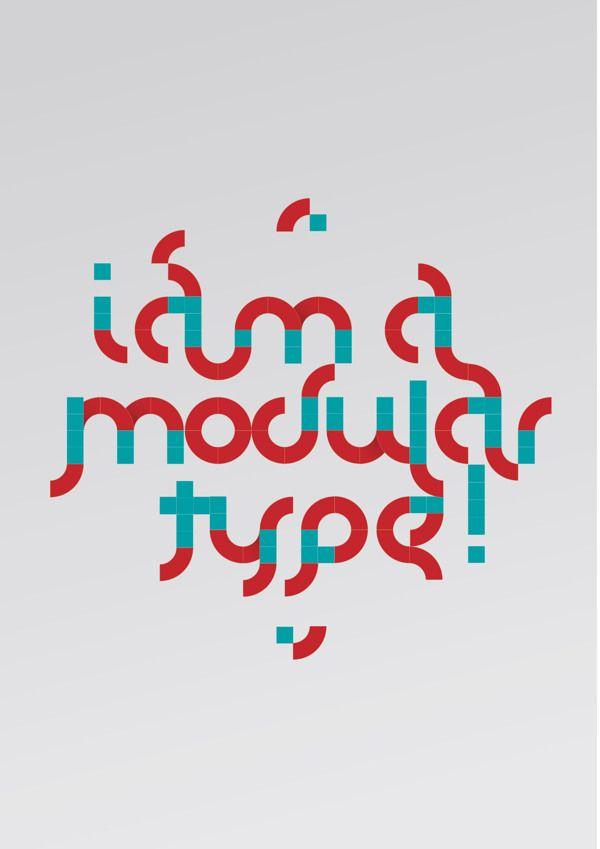 Modular Type on Typography Served
