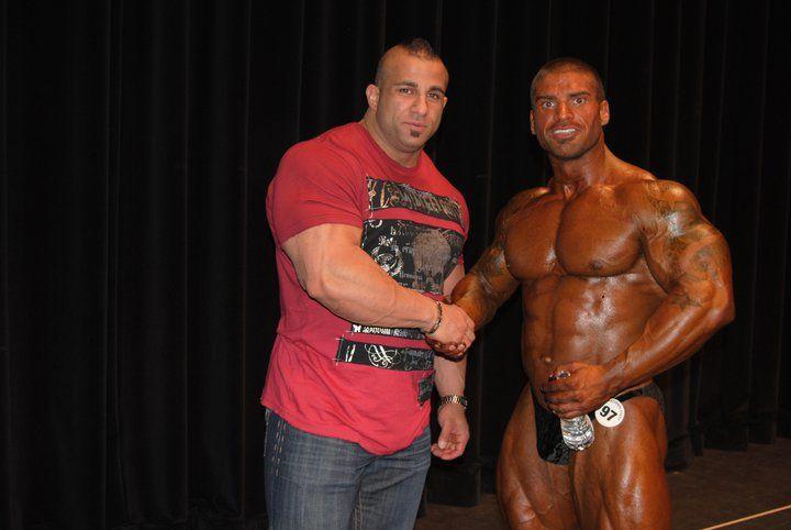 Fouad Abiad and Santana Anderson