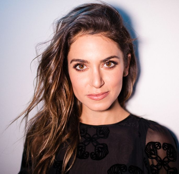 Nikki Reed on getting ready to go to dinner, prepping her skin with oils, and why she never wears perfume