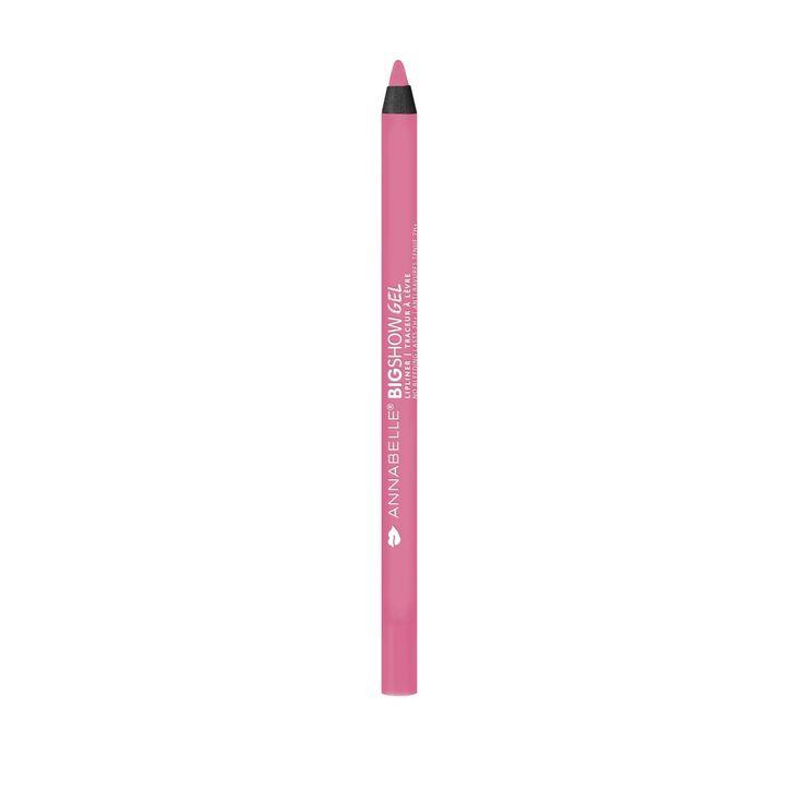 BigShow Gel Lip Liner - Call Me Pinky