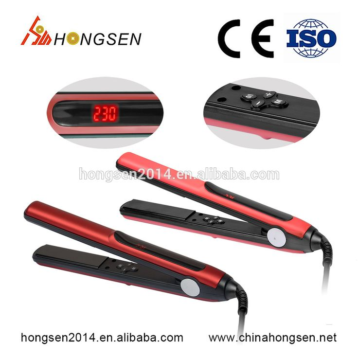 2015 hair iron Anion Hair Straightener plancha pelo flat iron Hair Easy to carry prancha de Straightener Professional Iron